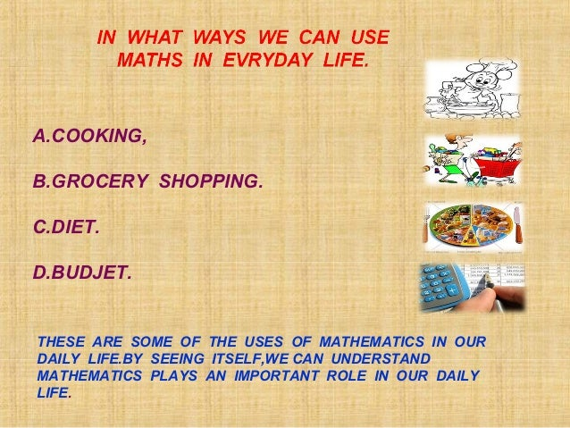 Mathematics in every d...