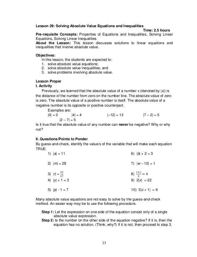 Solving Linear Equations And Inequalities Worksheets Rringband – Equations and Inequalities Worksheets