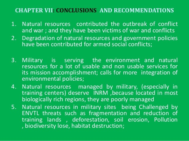 environmental conflict thesis Order a thesis written by professionals  environmental politics as a source of conflicts  there is a need to study the existing environmental conflicts a .