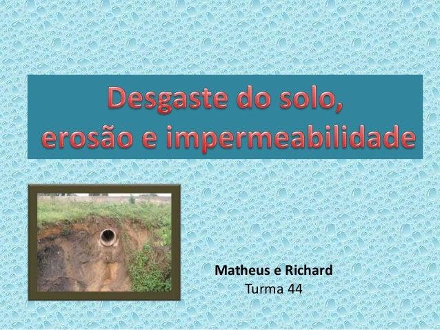 Matheus e RichardTurma 44
