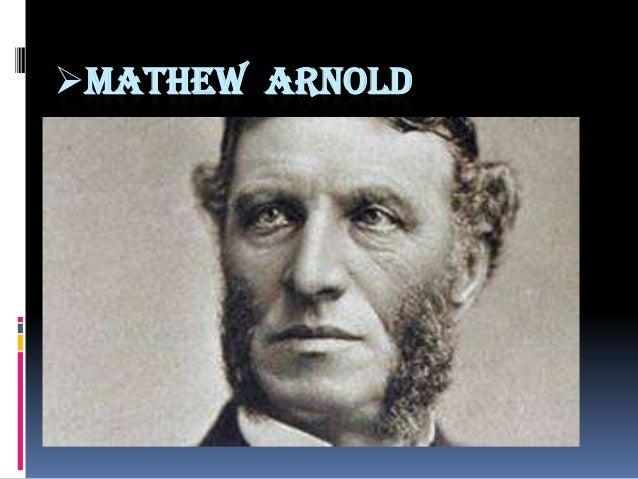 Mathew Arnold