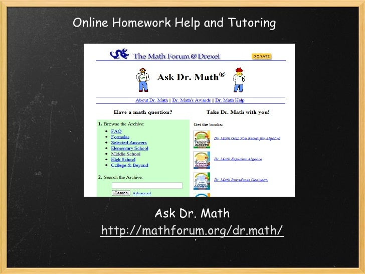 homework help on math