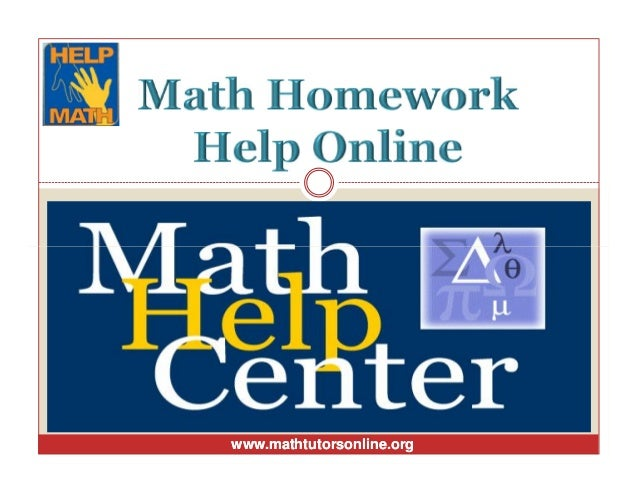 Get math help from a hired math homework doer and score an A 🤓