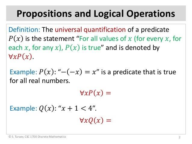 Math induction principle (slides)