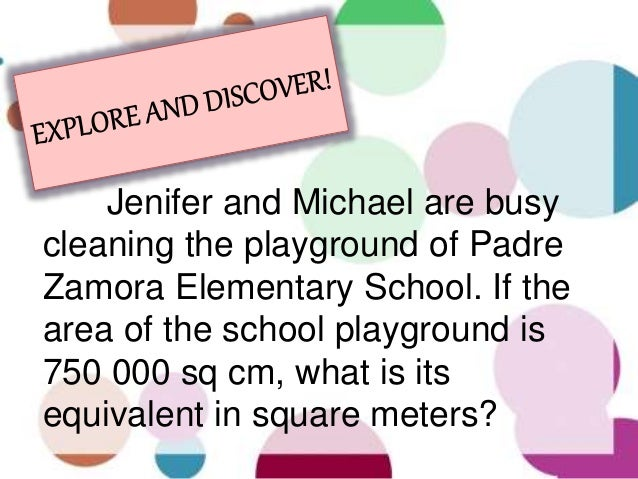 Collection Of Elementary Math Convert Square Meters Best