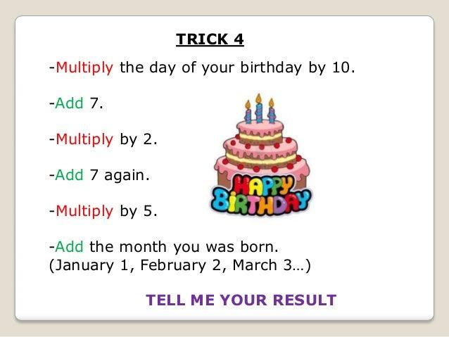 Math magic 1st