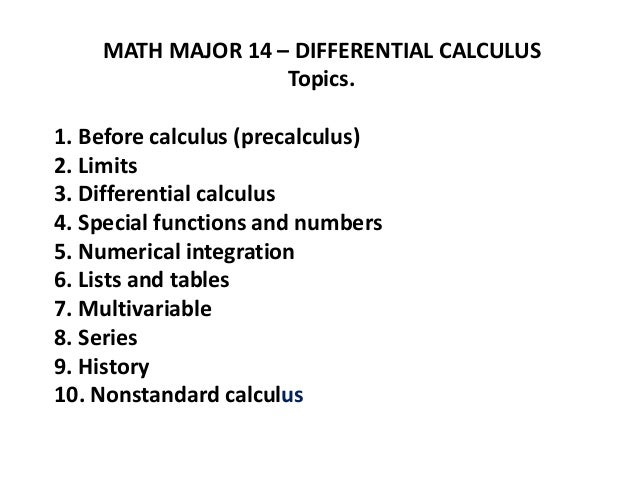 70 best Calculus images on Pinterest | Learning, Knowledge and School