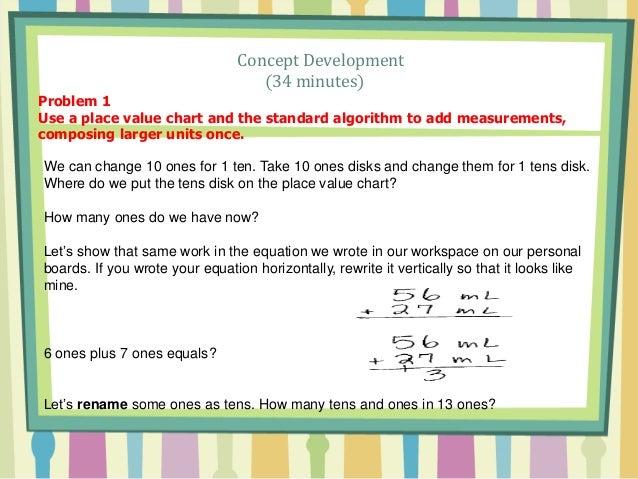 Math Module 2 Lesson 15