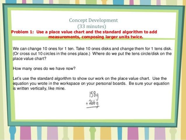 Math Module 2 Lesson 16