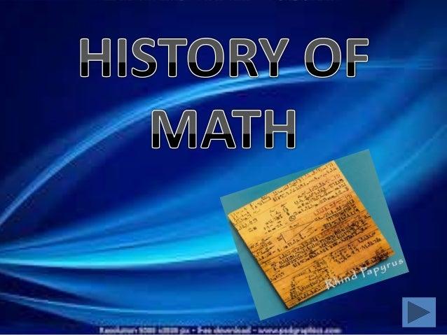 Mathematics(History,Formula etc.) and  brief description on S.Ramanujan. Slide 2
