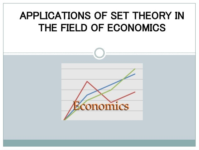 The application of the theory of