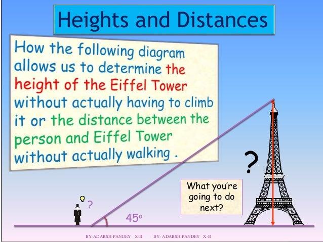 trigonometry project for class 10 pdf