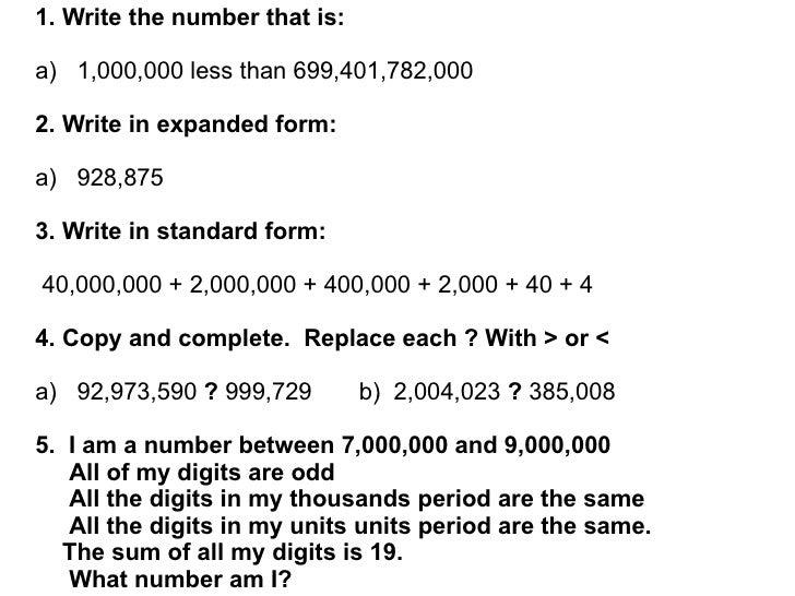 Math Quiz 1