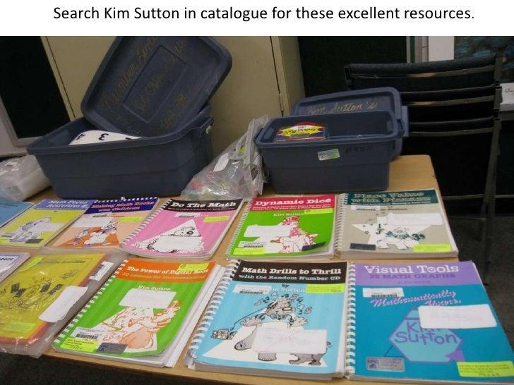 Math Resources Slide 2