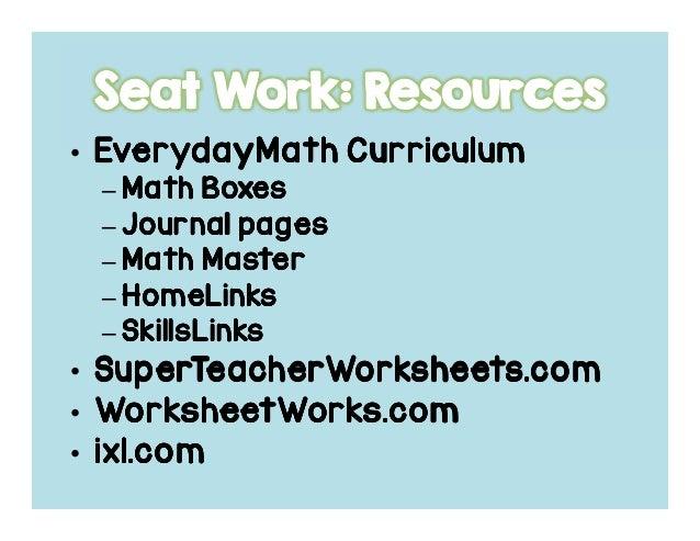 Math Rotations: A Strategy for Teaching Math