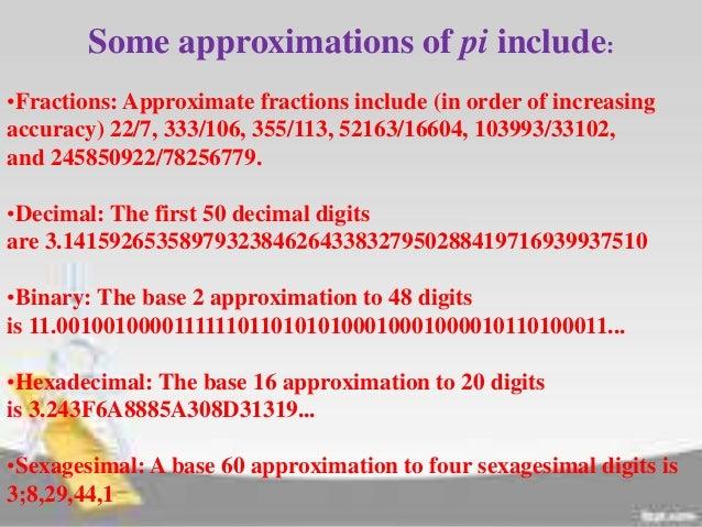Maths Pi