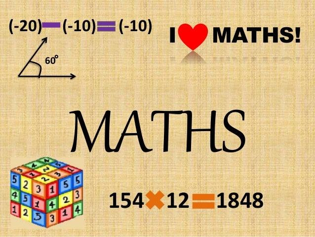 maths ppt class 7