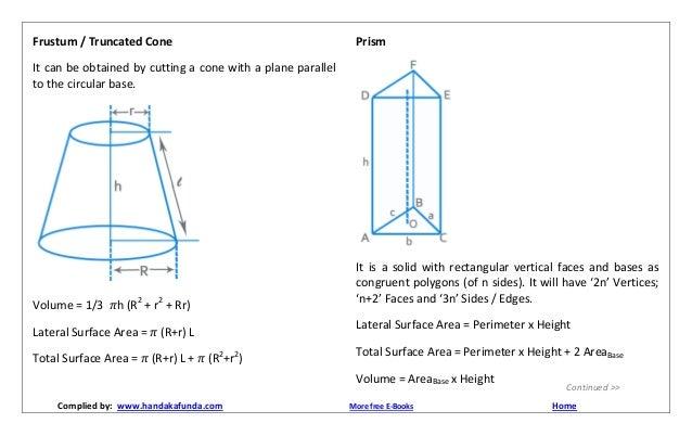 maths formulas fundas. Black Bedroom Furniture Sets. Home Design Ideas