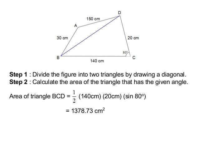 Brahmagupta Formula