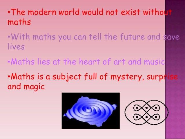 maths ppt by x d
