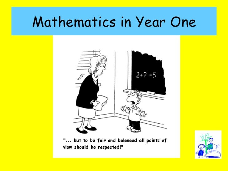 Mathematics in Year One