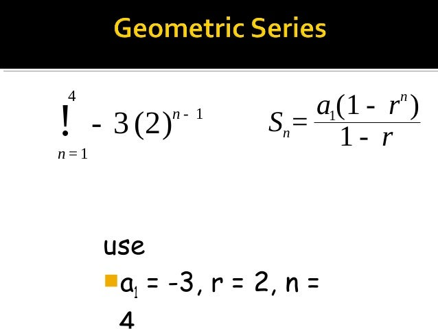 """sequences: geometric progression and sequence essay Below is an essay on arithmetic and geometric sequences from anti essays, your source for research papers, essays, and term paper examples arithmetic and geometric sequences a sequence is a set of numbers, which are called terms and are in some particular order as explained in our text, """" this set or list of numbers are related to each ."""