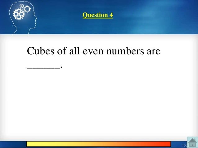 Maths quiz for class 10