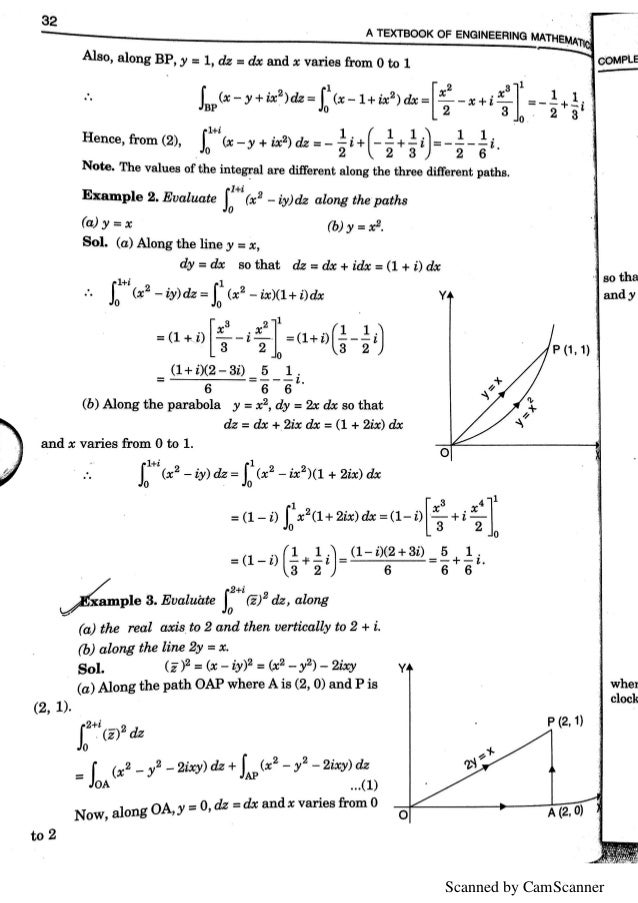 Engineering Mathematics Textbook Pdf