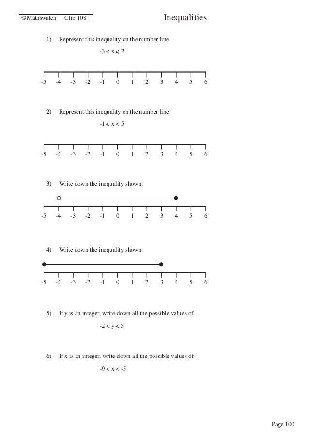 Maths Higher worksheets – 3-2-1 Worksheet