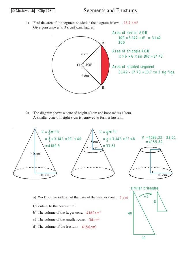 Maths Watch Worksheets Sample