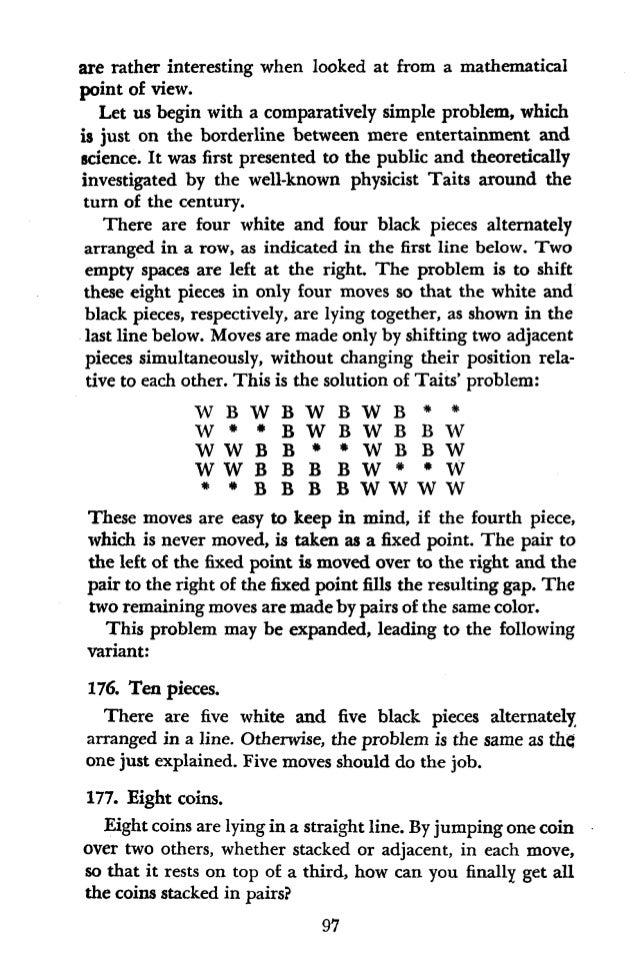 Math tricks