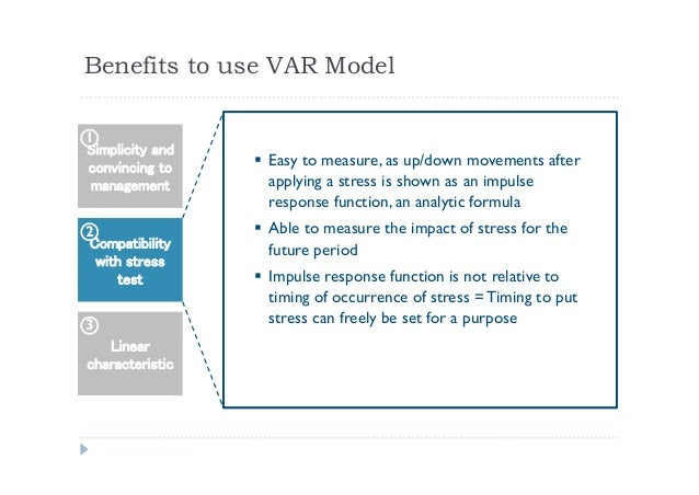 Introduction of VAR/GVAR Model as a Methodology to Develop