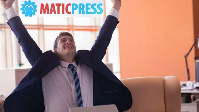 Maticpress Review - The Best Way To Make Money Without Content