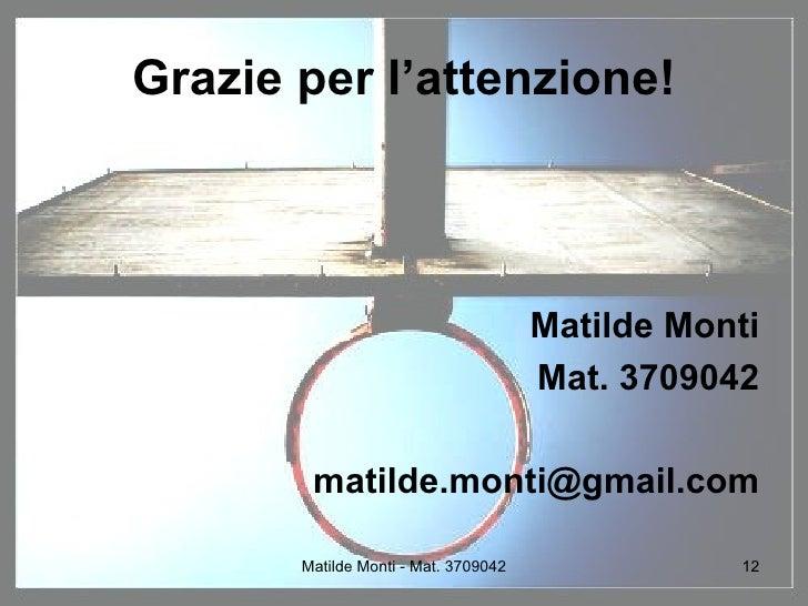 Matilde monti mind over matter tesicamp