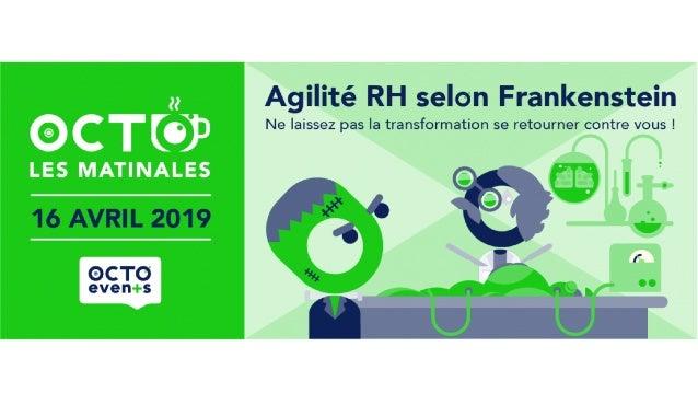 Qu'est-ce que l'agilité RH ? Comment aborder les impacts de la transformation ? Quelle est la place de la DRH dans un mond...