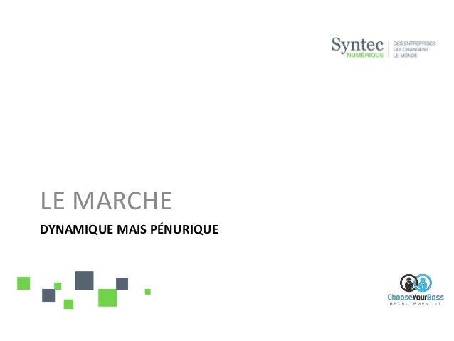 Matinée rh syntec numérique chooseyourboss Slide 3