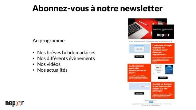 Quelles actions mener en priorité pour 2021 ? Philippe YONNET Ceo Groupe Neper Where Digital Marketing meets Science