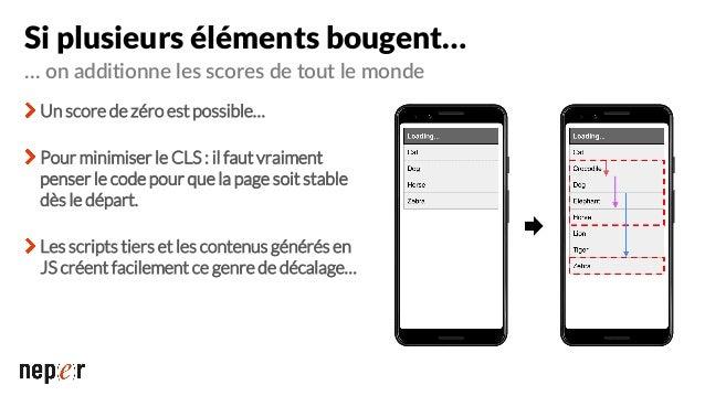 L'extension Chrome « Core Web Vitals » Extension pratique pour tester les pages des concurrents L'important c'est d'amélio...