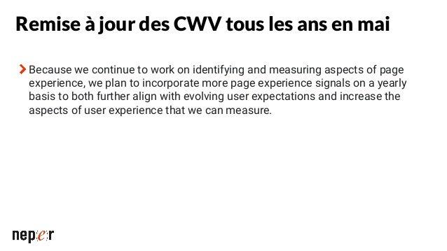 Conclusion C'est intéressant de travailler pour améliorer sa web performance Pour la conversion, l'UX, la fidélisation … P...