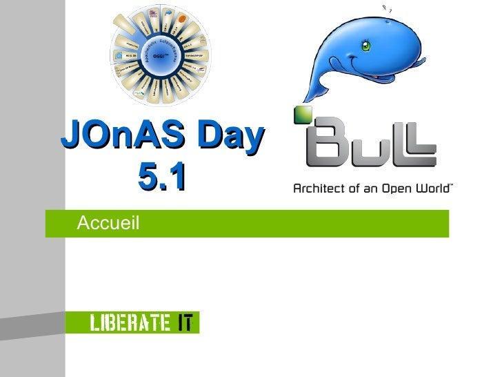 Accueil JOnAS Day 5.1