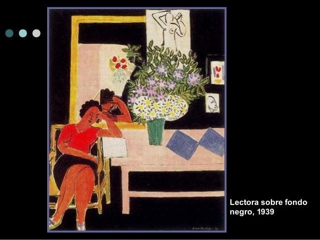 Lectora sobre fondo  negro, 1939