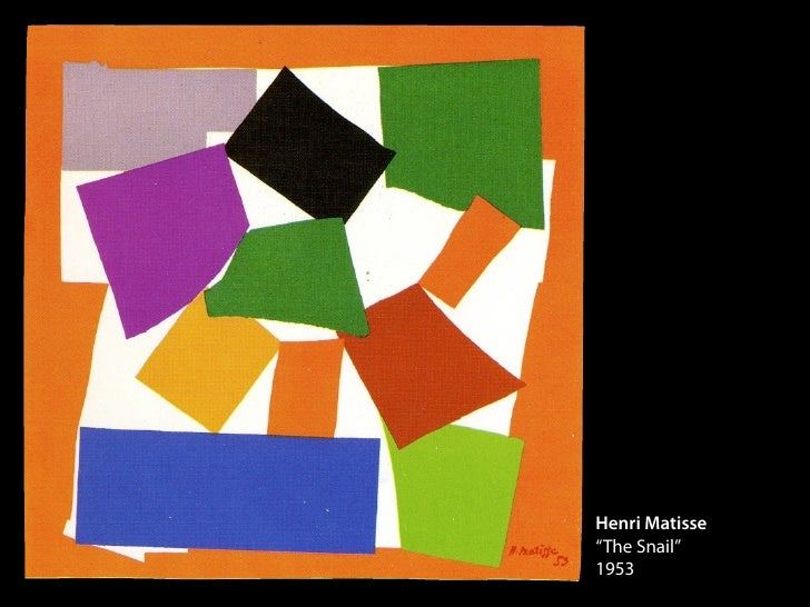 Matisse The Sheaf - We...