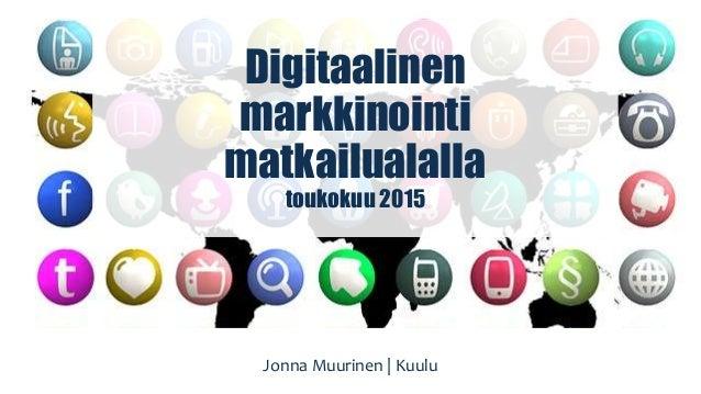 digitaalinen markkinointi Kajaani