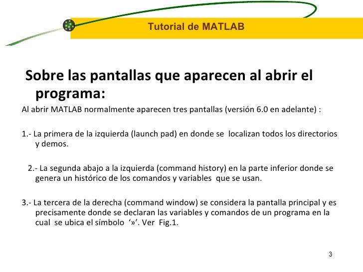 Matlab Slide 3