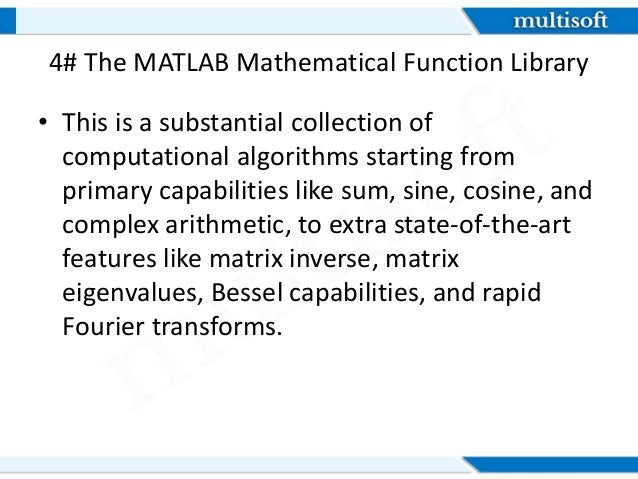 All About MATLAB