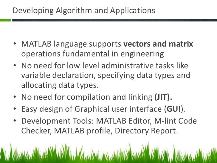 Beaches] Matlab gui tutorial for beginners ppt
