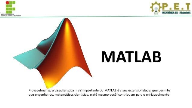 Matlab – curso básico (1) Slide 2