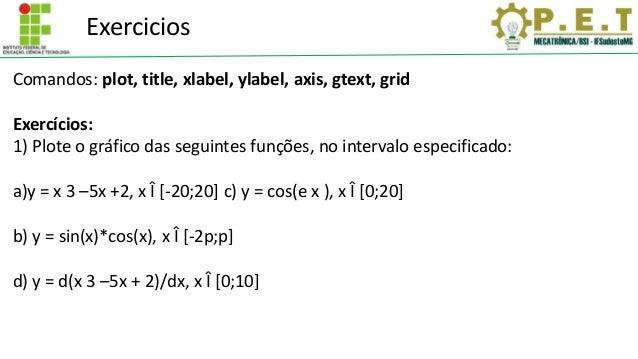 Matlab – curso básico (1)
