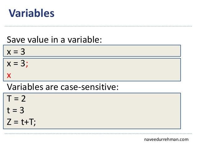 Matlab For Technical Computing