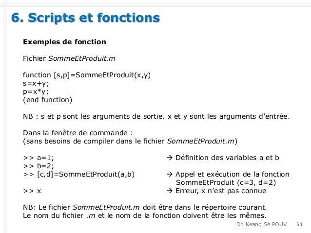 programmation matlab pdf